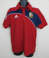 Adidas 2009 British Lions Rugby Union Shirt Jersey Tour South Africa Men S Small