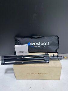 """Westcott 12X 36"""" Pro Stripbank  and FREE light stand"""