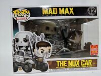 FUNKO POP RIDES MAD MAX FURY ROAD THE NUX CAR 2018 SUMMER CONVENTION