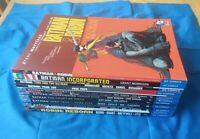 DC Comics BATMAN Lot of 11 Trade PaperBacks ROBIN BATWOMAN comic books