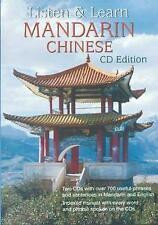 Listen & Learn Mandarin Chinese: CD EDITION (Dover Language Guides Listen and Le