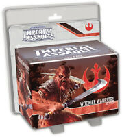 FFGSWI15 Star Wars Imperial Assault: Wookiee Warriors Ally Pack