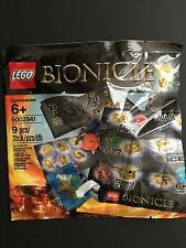 LEGO New 5002941 Bionicle Hero Pack Polybag Sealed