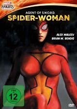Marvel Knights - Spider-Woman: Agent Of S.W.O.R.D. von Alex Maleev DVD NEU