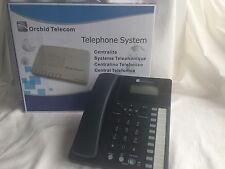 Orquídea PBX sistema telefónico de 416+ con 1 X XL220 teléfono fijo