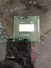 Intel Core Extreme I7-2960XM SR02F 2.7-3.7G/8M Socket G2 DMI  CPU - Working Pull