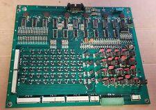 Zaccaria Locomotion Pinball Machine Driver Pcb Board