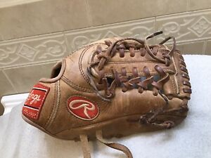 "Rawlings SL1125 11.25"" Youth Trapeze Baseball Softball Glove Right Hand Throw"