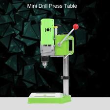 220V 710W Mini Drill Press Table Workbench Compact Drill Wood Drilling Machine D