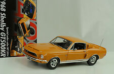 1968 Ford shelby gt500 KR wt5014 Orange/release 3 1:18 ACME GMP