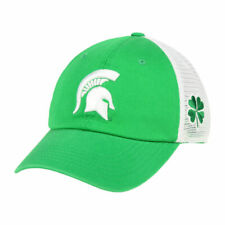 new concept 9e38f 59bba Michigan State Spartans NCAA Adjustable Curved Bill Charm 1 Hat Cap