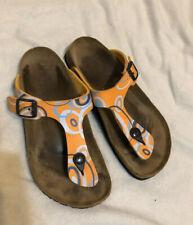 Papillio by Birkenstock Gizeh Sandals - Size 37 6