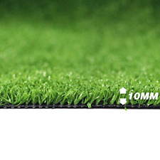 Artificial Grass Lawn Turf 4 FT x 13 FT 52 Square FT Realistic Synthetic Gras...