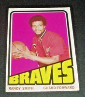 1972 Topps Basketball Randy Smith # 8 EXM/NM