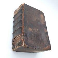Joh Frisius Tigurini Dictionarium 1734 Zürich Deutsch Latein u vs 2Bde in 1