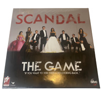 New SCANDAL The Game FACTORY SEALED Mint Cardinal Industries ABC Studios