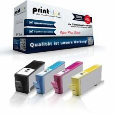 4x Office ink cartridges for hp OfficeJet 4622 364XL Pack - Plus Series