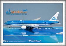 "Phoenix 1:400 KLM Boeing 777-200ER ""100 years - PH-BQD"" 11579"