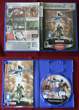jeu  PS2 , SOULCALIBUR III, complet, version PAL et FR