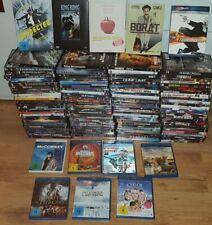 DVD Sammlung 100 Stück + 7 Blurays , kein Zeitungsmüll