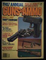 1987 Annual Guns & Ammo Magazine