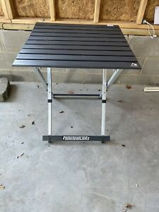 GCI Outdoor Compact Folding Camping Table 25-Inch
