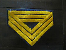 american civil war cavalry quartermaster sergeant chevrons repro