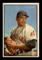 1953 Bowman Color #43 Mike Garcia  VGEX X1564835