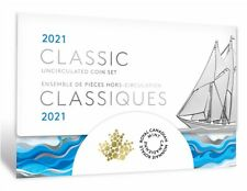 2021 Classic Canadian Coins Uncirculated Set