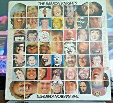 VINTAGE VINYL LTD EDITION Teach The World To Laugh,Barron Knights CBS DEMO PROMO