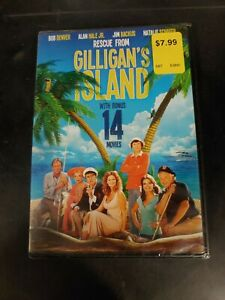 Rescue From Gilligans Island with Bonus 14 Movies, 3 DVD's, 2015