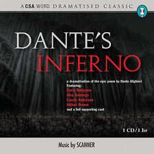 Dante's Inferno (Csa Word Dramatised Classic), Dante Alighieri, Good, Audio CD