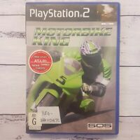 🏍 Motorbike King || Sony PS2/Playstation 2 || Includes Manual || Pre-owned