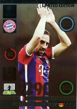2015 Panini Adrenalyn Champions League EXCLUSIVE Frank Ribery Limited Edition MT