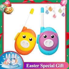 Kids Easter Gifts Frs Walkie Talkie Cute Cartoon Style Retevis 1Ch 2-Way Radio