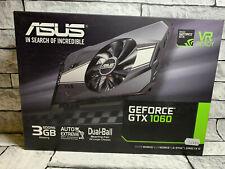 ASUS GeForce GTX 1060 3gb Gtx1060 Internal Graphic Card 3072 MB