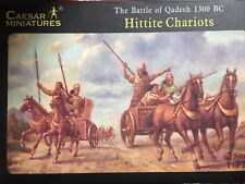 1/72 Ancient Hittite Chariots by Caesar Miniatures H012