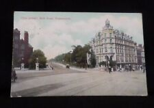 "Postcard, Bournemouth, Dorset. ""The Queen"" Bath Road. Used. Printed Coloured"