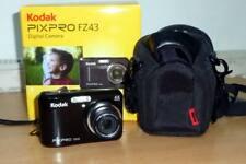 KODAK FZ43 Digital Still Camera (27 mm Lens, 4x Zoom, 16 MP) - Black