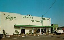 Alhambra,California,Griffith Transfer & Storage,San Gabriel Valley,c.1960s