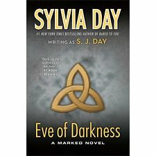 Eve of Darkness (Marked Series), Day, S. J., Day, Sylvia, Good Condition, Book