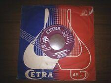 """7"""" JOHN CHARLES JUVENTUS NON DIMENTICAR LA FINE (THE END) IN ITALIANO 1960 EX"""