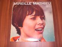 Amiga Mireille mathieu 855 206 DDR selten französisch kult