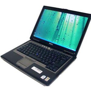 Dell Windows 7 Laptop Core 2 Duo 1.63Ghz 1.0GB DVD Win WIFI & Office SERIAL port