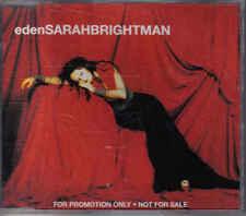 Sarah Brightman-Eden Promo cd single