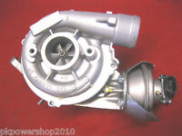 Turbo FORD Galaxy Mondeo IV 2,0 TDCi 81 85 100 103KW 110 115 130 136 140 PS