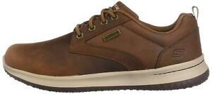 Skechers Men's Delson-Antigo Waterproof Bungee Slip on Sneaker, Cdb, Size 13.0 2