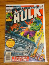 INCREDIBLE HULK #208 VOL1 MARVEL COMICS FEBRUARY 1977