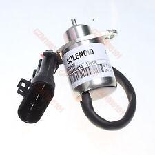 New Shutoff Solenoid 6670602 Valve For Bobcat 463-553-S70-S100