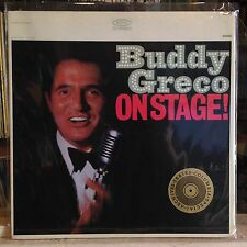 [SOUL/FUNK/JAZZ]~NM LP~BUDDY GRECO~On Stage!~{1964~EPIC~CSP Issue]~MONO~